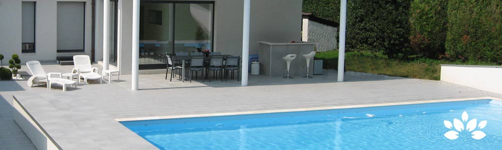 Am nagement paysager ext rieur artemis paysages besan on - Amenagement exterieur piscine ...